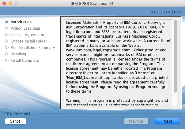 Spss 24 Installation Instructions Mac Grok Knowledge Base